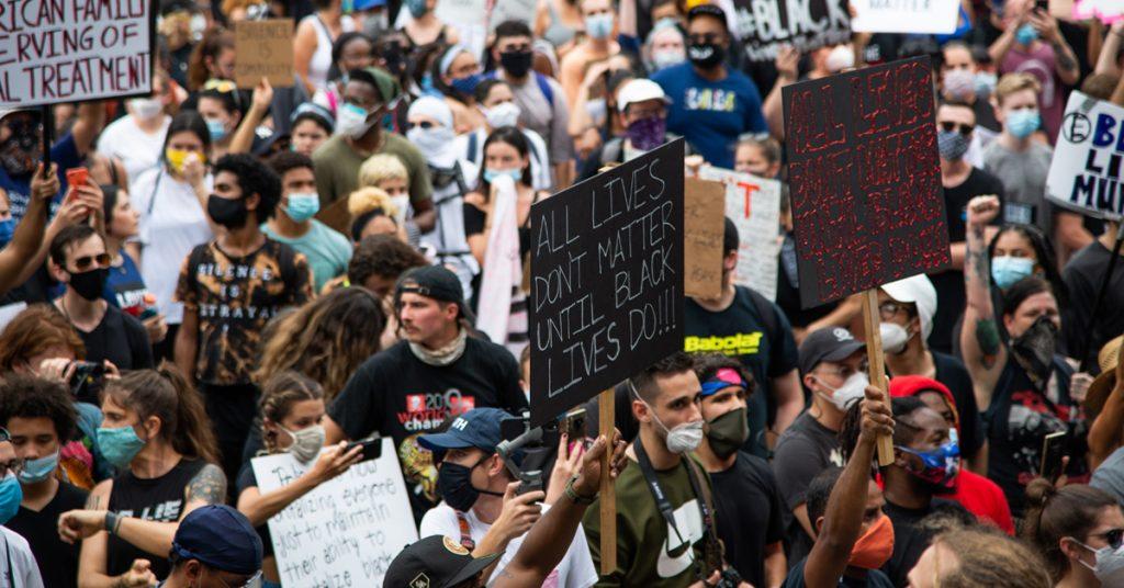 George Floyd Protest Miami 2020