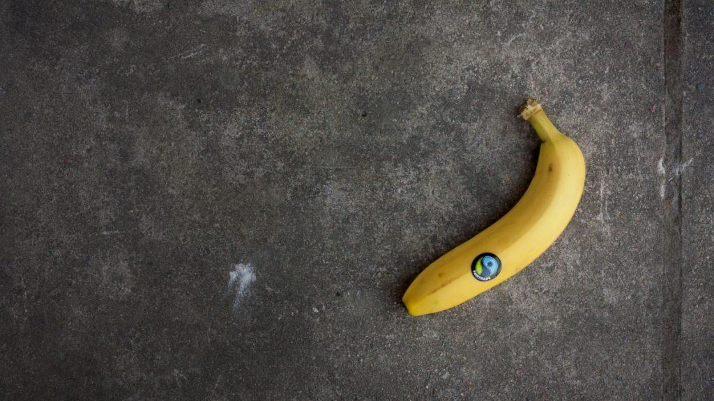 Fairtrade-banana